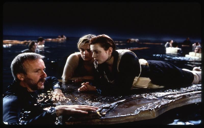 James Cameron habló sobre el final de Titanic