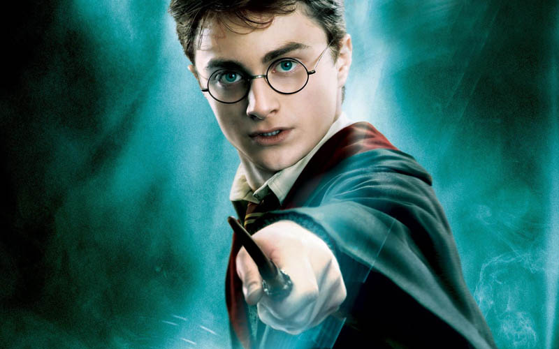 Harry Potter de aniversario