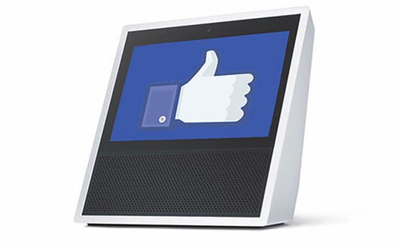 El polémico altavoz inteligente de Facebook