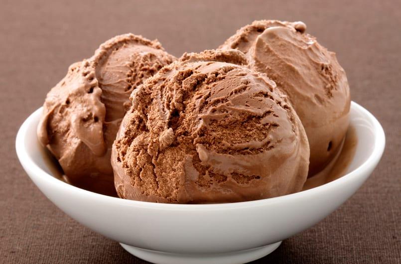 Comer helado cuando estás triste no funciona