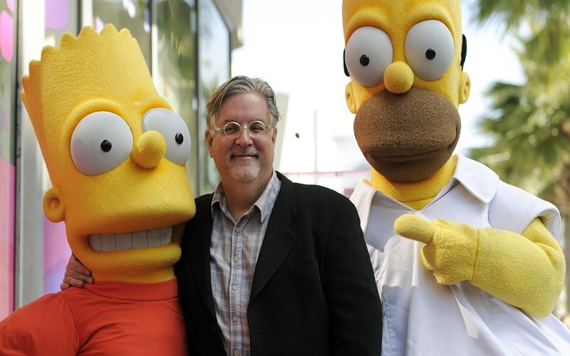 El padre de Los Simpsons lanza nueva serie