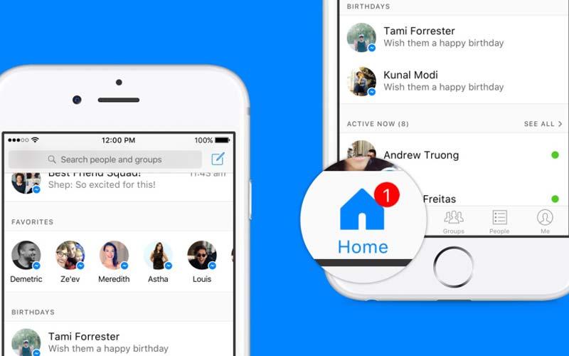 Algunos smartphones se quedarán sin Messenger
