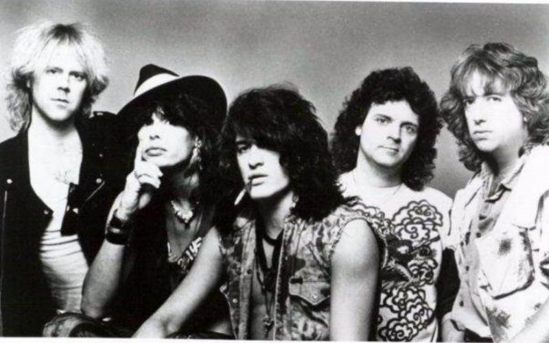 Aerosmith vuelve