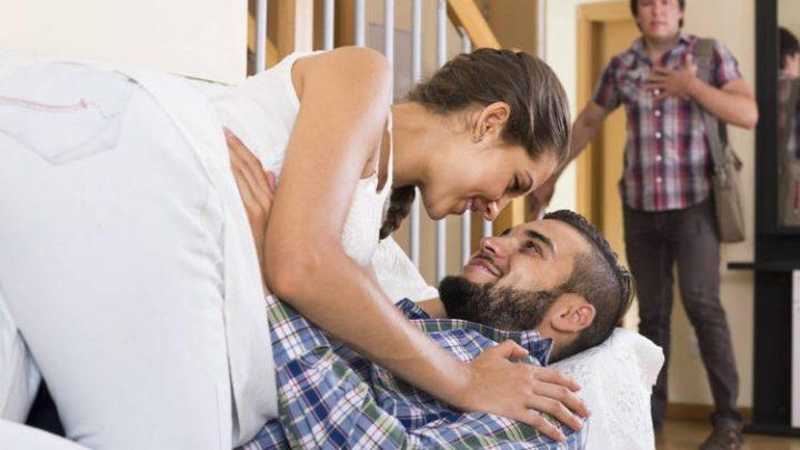 8 de cada 10 parejas infieles salvan su relación