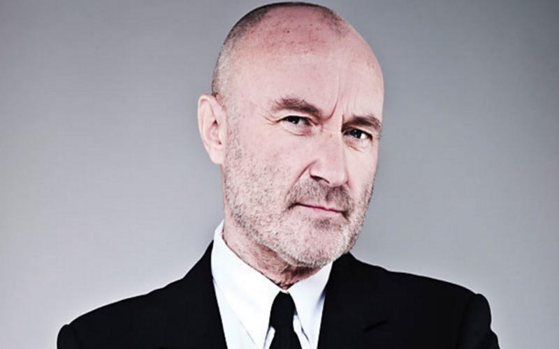 Phil Collins anunció un show en Córdoba