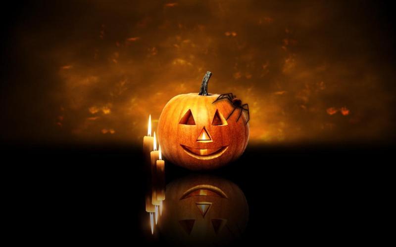 Halloween: ¿Qué representa la calabaza, la bruja y los espantapájaros?